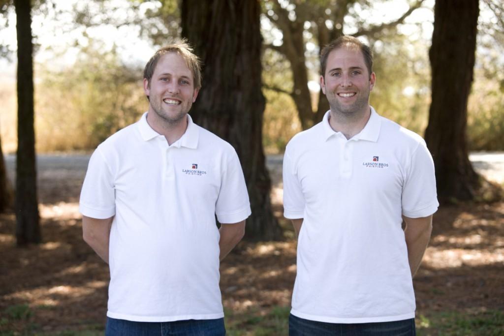 Sam and Jesse Larson
