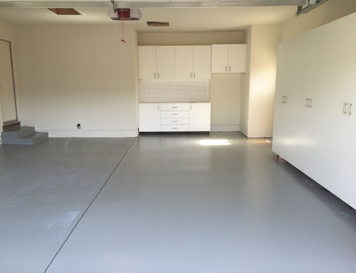 Garage Floor Epoxy, St Helena