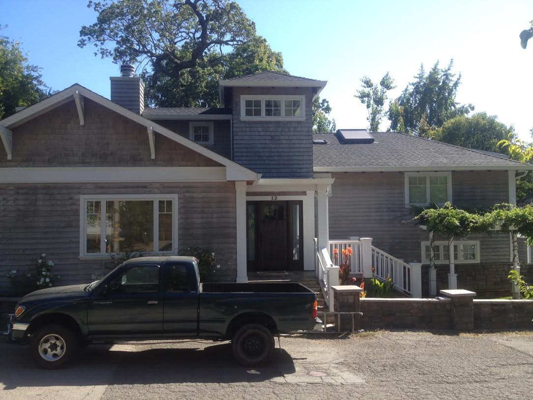 Marin Exterior Painting