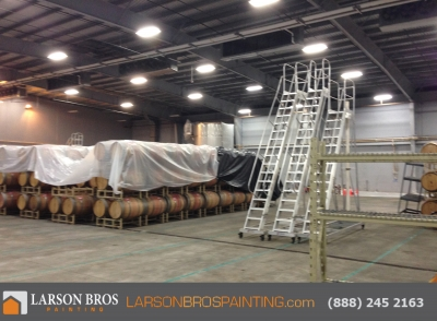 Sonoma county industrial painting