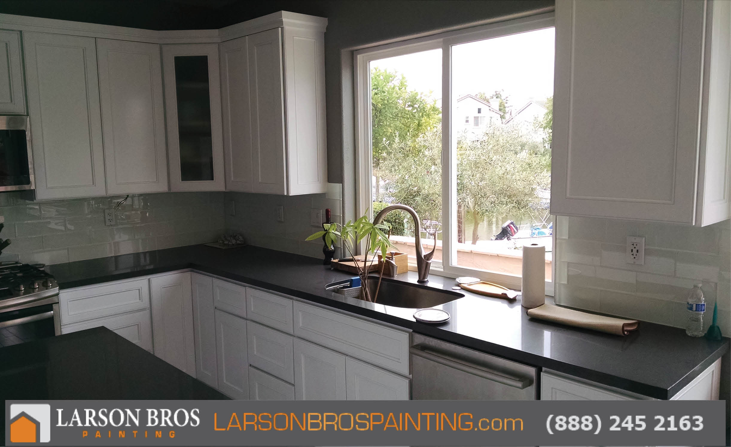 napa cabinet painter