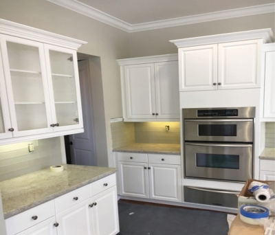 Napa Kitchen cabinet painter