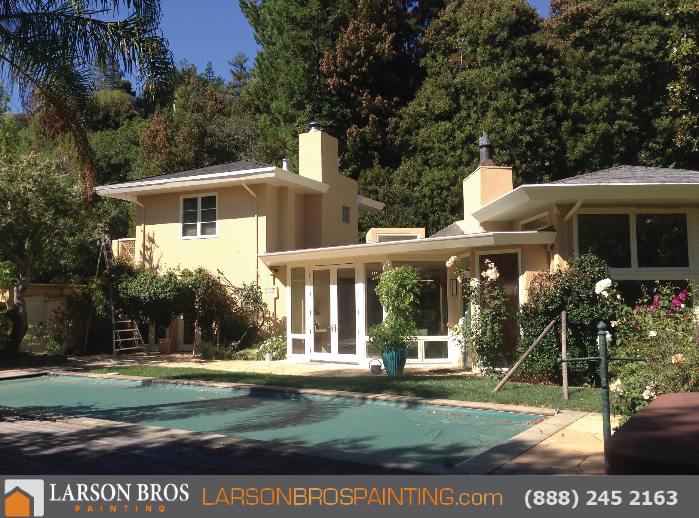 Marin house painter