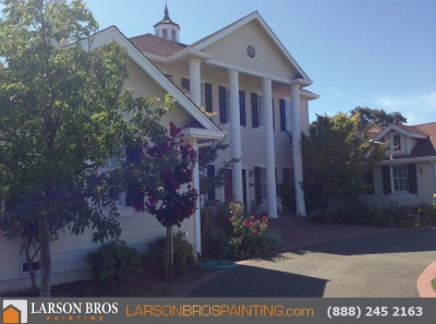Fairfield house painter