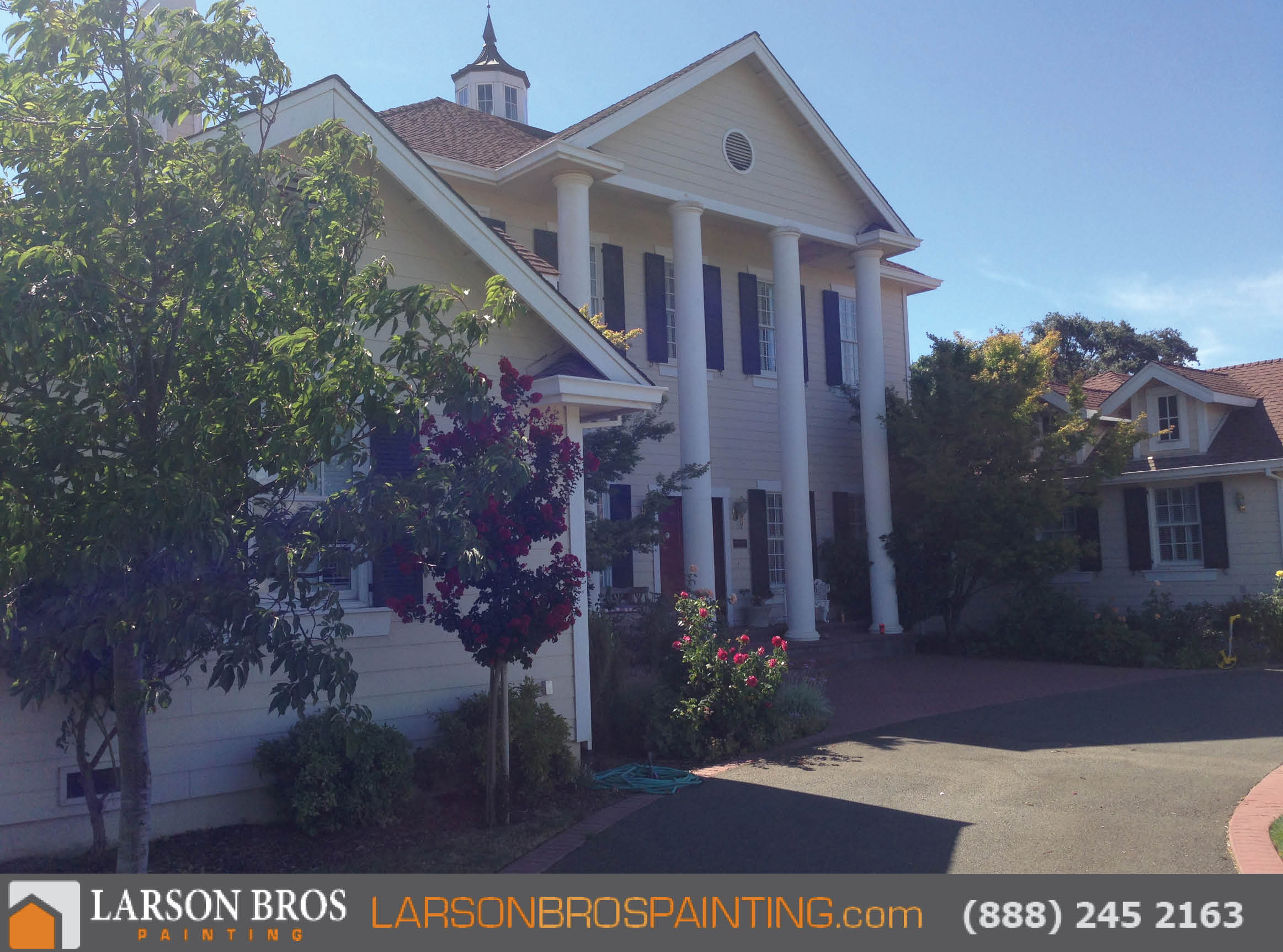 Fairfield Exterior Paint Project