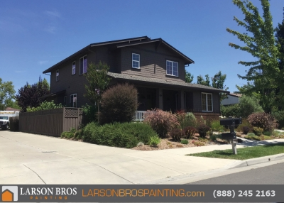 Sonoma city house painter