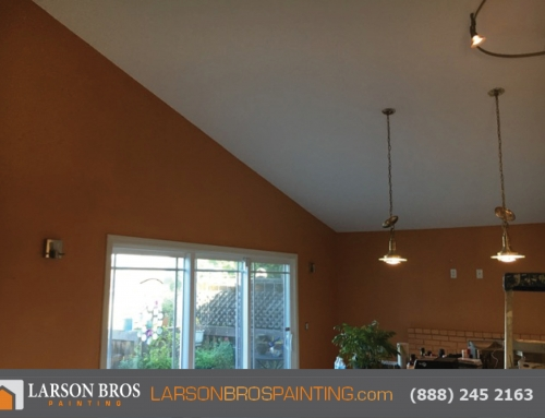 Interior Paint Project in Napa