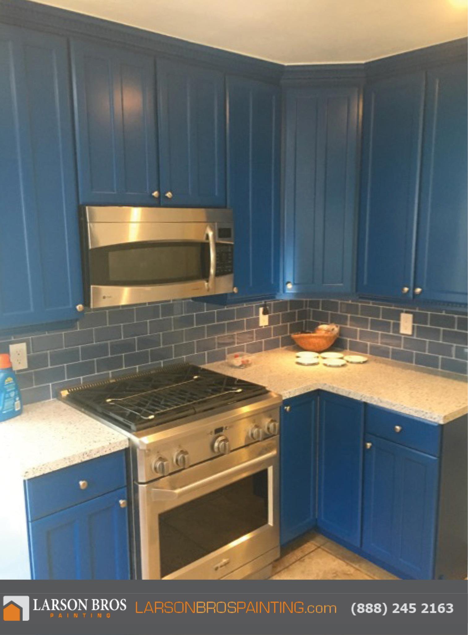 napa kitchen cabinet painter
