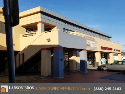 Napa commercial painting